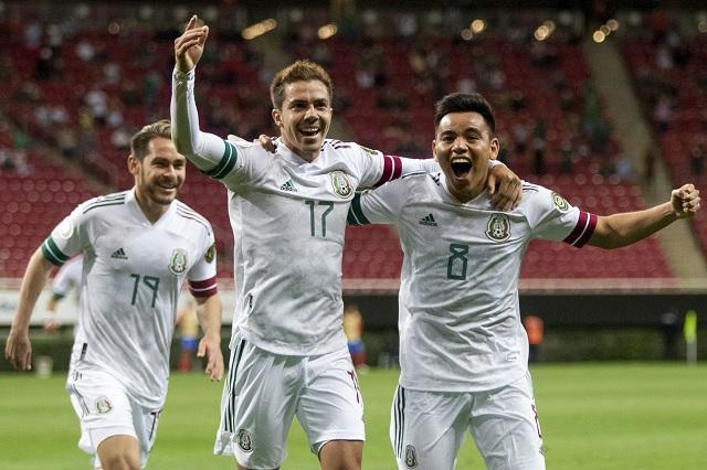 Selección Mexicana vuelve a golear en Preolímpico, ahora a Costa Rica