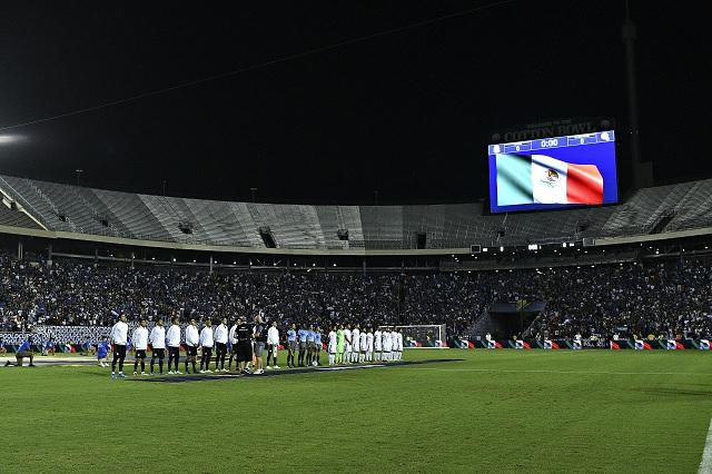 Copa Oro: Sufrida victoria para México ante El Salvador
