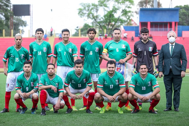 La escandalosa goleada por 15-0 de Haití sobre equipo amateur mexicano