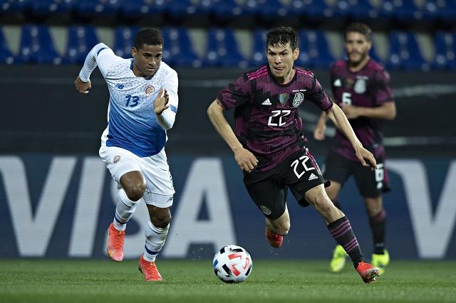 Selección Mexicana se medirá ante Honduras previo a la Copa Oro
