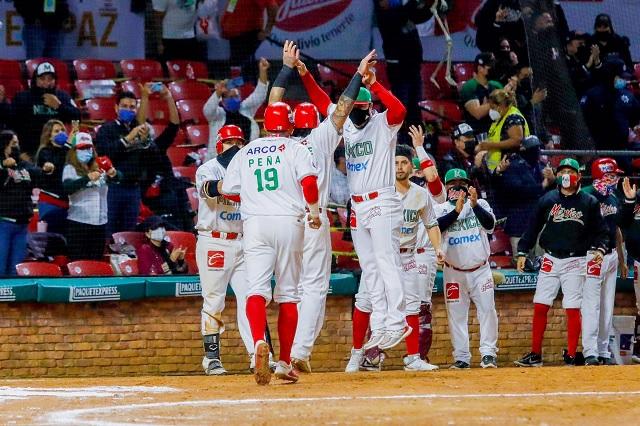 México se medirá a Puerto Rico por las semifinales de la Serie del Caribe