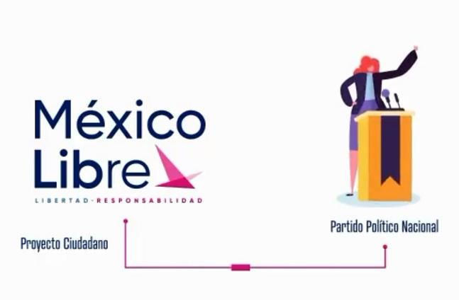 México Libre asegura que le pondrá un alto al gobierno de AMLO