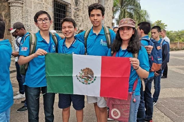 México gana Olimpiada de Matemáticas