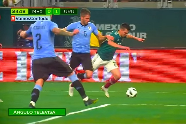 Televisa presume que venció a Tv Azteca en partido de México