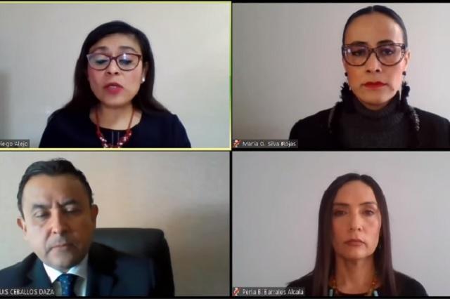 Validan elección de consejeros distritales del INE en Puebla