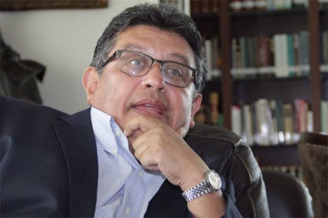 La elección se anulará y habrá gobernador interino: Carlos Meza