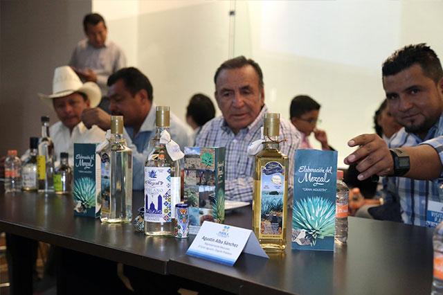 Gobierno y productores de mezcal definen estrategias de desarrollo