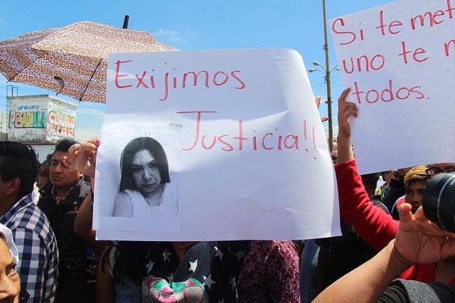 Vinculación a proceso a detenidos por homicidio de Meztli Sarabia