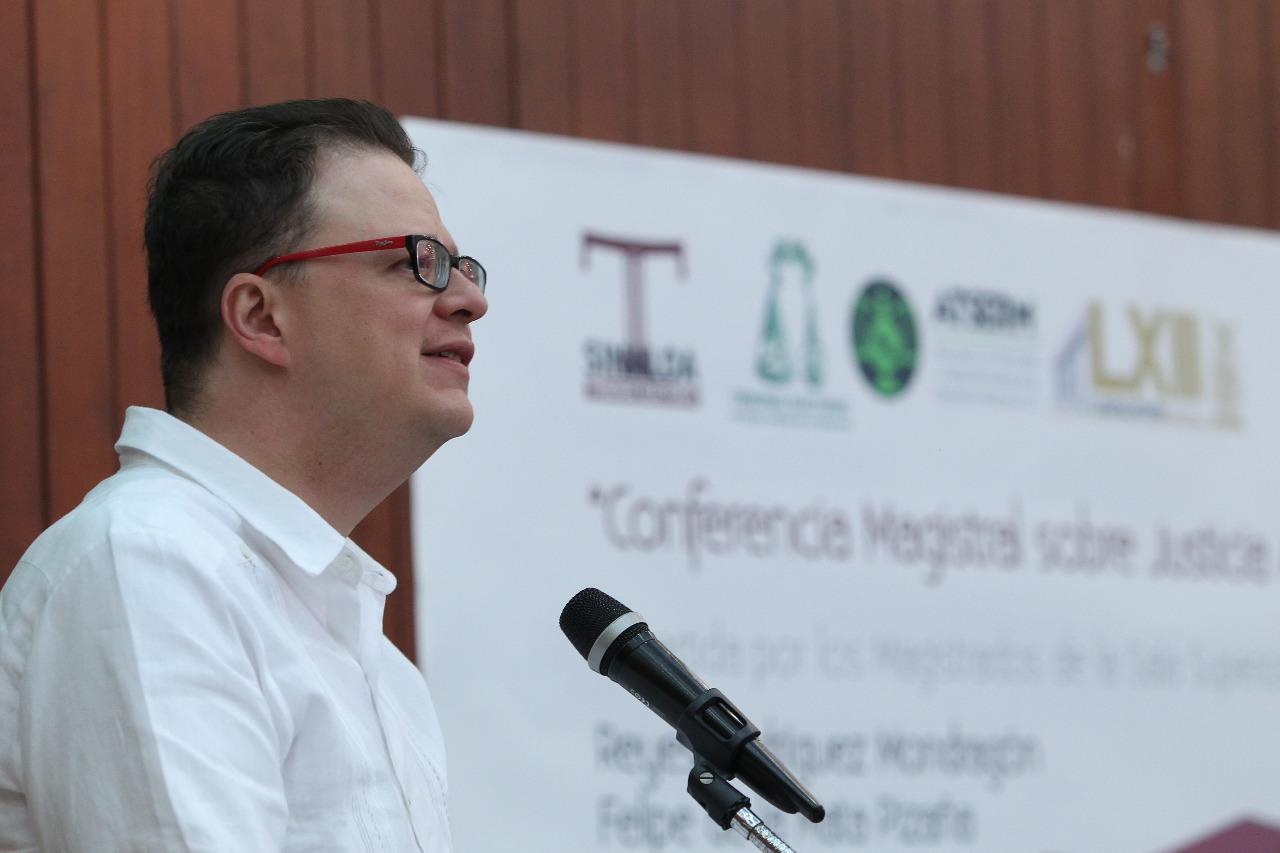 Gobierno abierto fortalece al sistema democrático mexicano: TEPJF