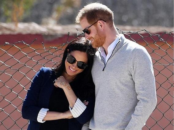 El príncipe Harry pidió la mano de Meghan Markle por teléfono a su padre