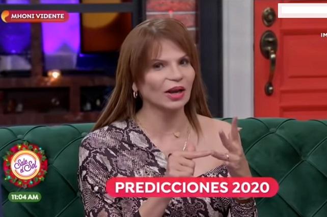 Mhoni Vidente predice que Maluma saldrá del closet en 2020