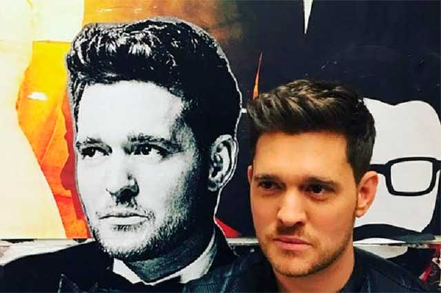 Michael Bublé confirma regreso a la música con divertido video