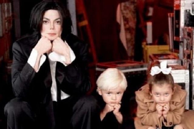 Aseguran que Prince y Paris no son hijos de Michael Jackson