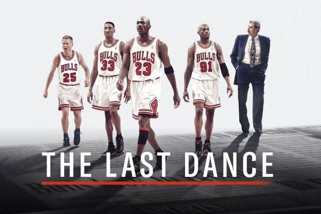 The Last Dance, documental de Michael Jordan y la dinastía de los Chicago Bulls
