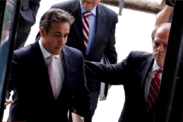 Ex abogado de Trump acepta que le mintió al Congreso