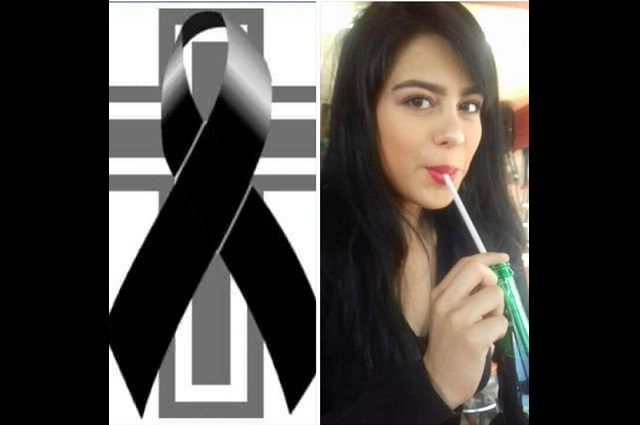 Exigen #JusticiaParaMichelle, joven asesinada en Puebla