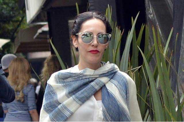 ¿Qué dijo Stephanie Salas sobre la serie de Luis Miguel?