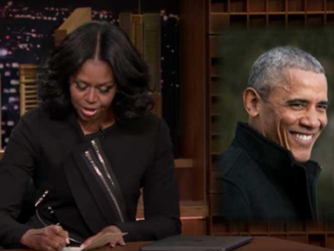 Michelle Obama aparece en TV como primera dama por última vez