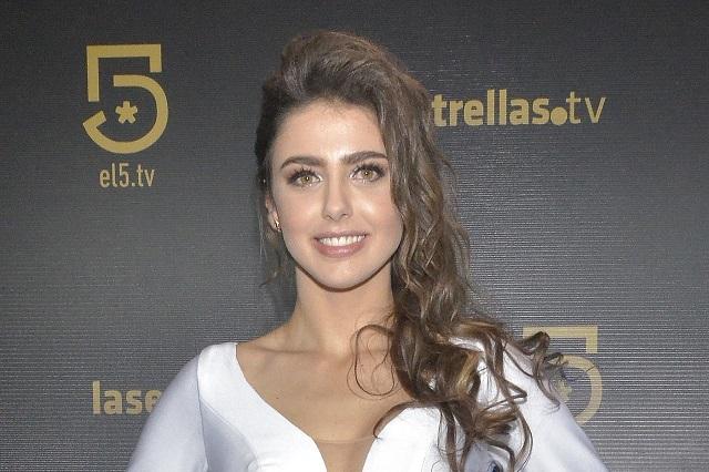 Michelle Renaud habla de foto de ex de Danilo vestida de novia