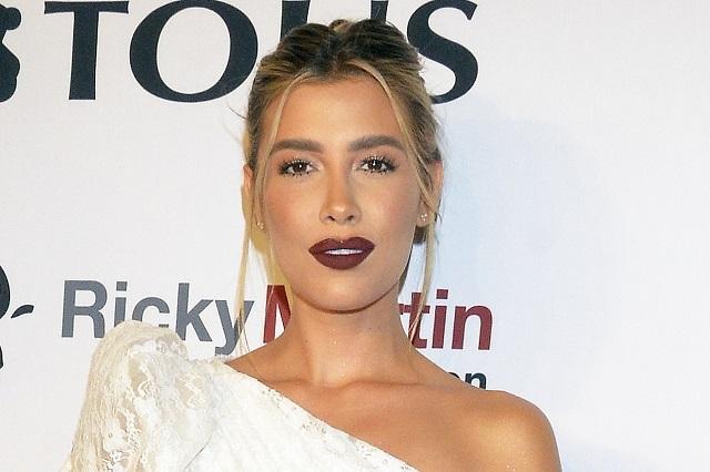 Michelle Salas revela su tratamiento para el crecimiento de labios