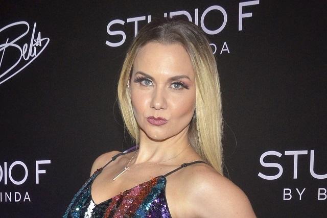 Michelle Vieth responde a Soberón sobre video sexual