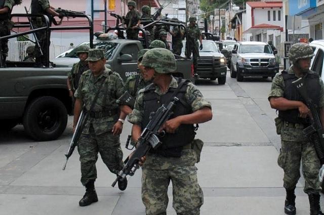 Ejército y GN chocan con grupo armado en Michoacán: 5 muertos