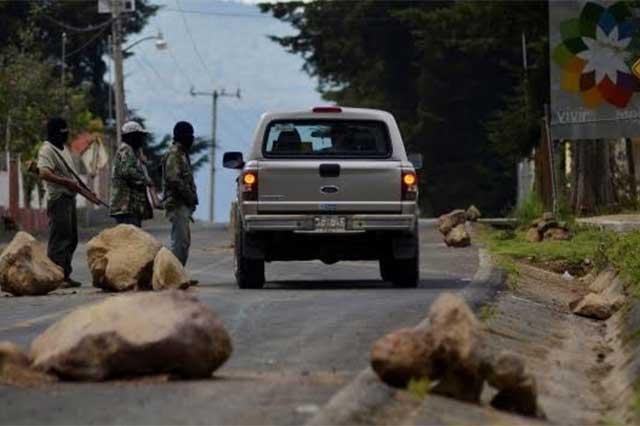 Profesores de Michoacán denuncian que cárteles los extorsionan