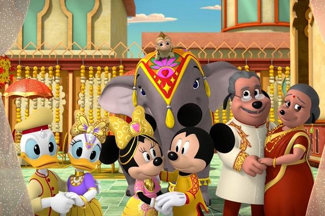 Disney Junior estrena Mickey Mouse: Mix de aventuras