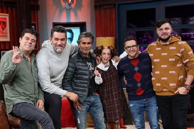 Video: Raúl Araiza estalla contra Mauricio Mancera en Miembros al aire