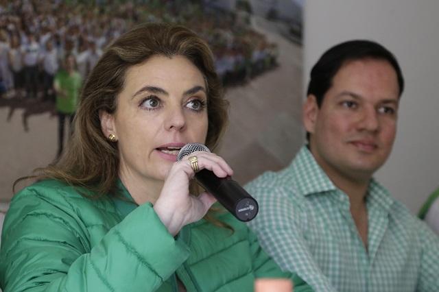 Paola Migoya se pronuncia en contra de la violencia política de género