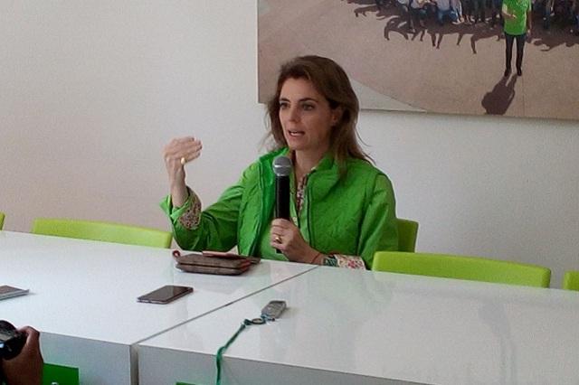 Paola Migoya exhorta al IEE a organizar debates con candidatos