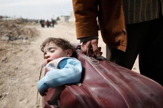 México instalará campamentos para recibir a niños migrantes