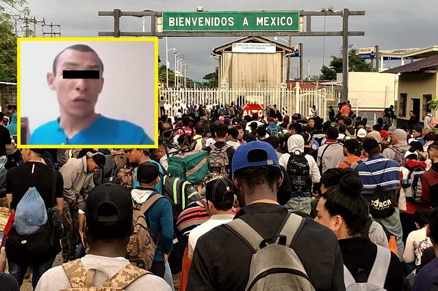 'No quiero huevo ni frijoles', señala migrante hondureño varado en Tijuana