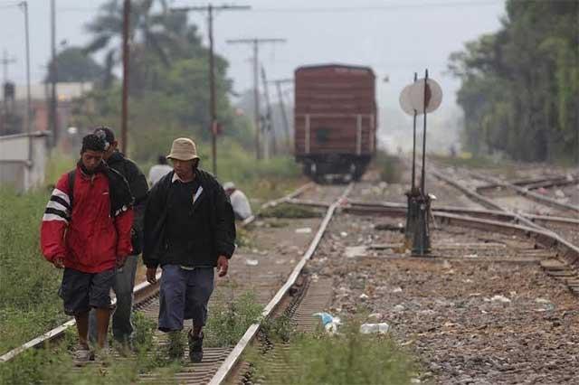 Apenas 6 de cada 100 migrantes consiguen el sueño americano