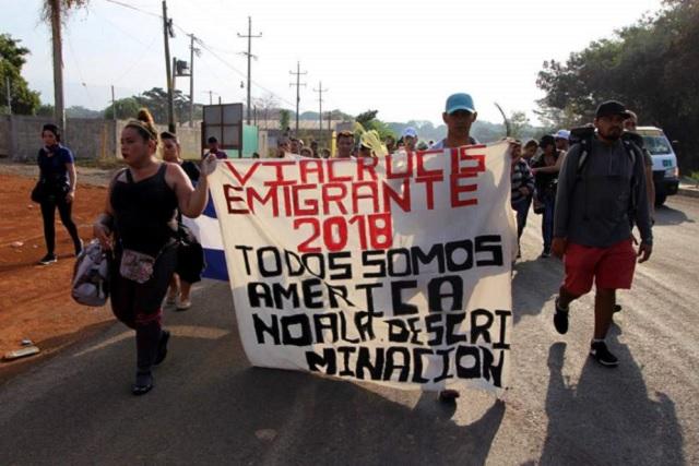 Condenamos la represión de migrantes en México, dice Evo Morales