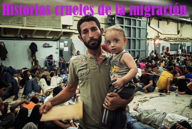 Niños, víctimas de tragedia de migrantes