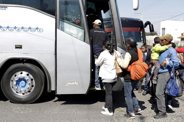 Ola de discriminación sufren en EU migrantes poblanos: Fundación