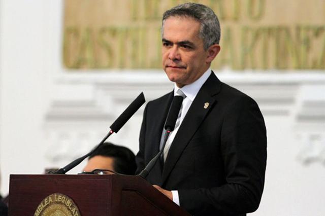 Fallece la madre de Miguel Ángel Mancera, jefe de gobierno de la CDMX