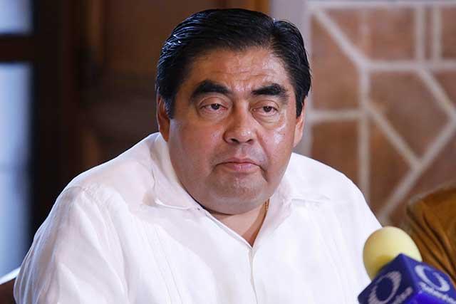 Con Moreno Valle se estableció el crimen organizado: Barbosa
