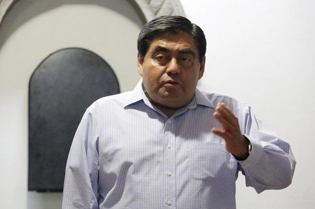Morena no prevé reunión entre Barbosa y magistrados del TEPJF