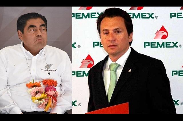Escándalo Lozoya salpica el nombre del gobernador Barbosa