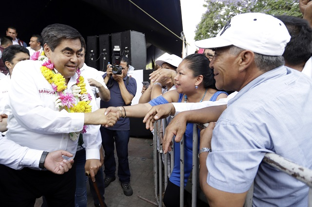 Barbosa planea aduanas en límites estatales para frenar delincuencia