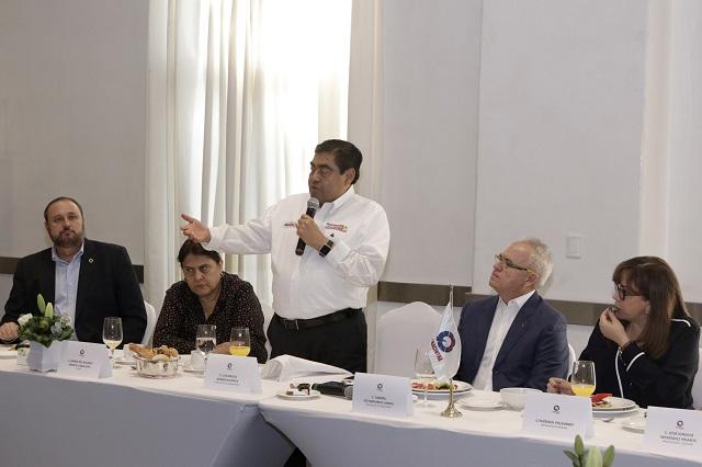 Barbosa cancelaría ISN y reconocería PPS como deuda