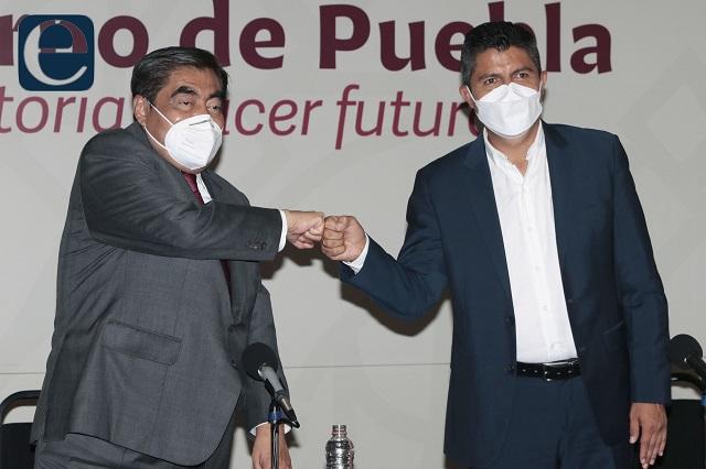 Barbosa y Rivera Pérez pactan colaborar en plan metropolitano