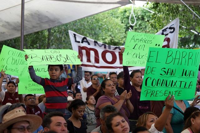 Por Covid suspende Morena su elección en Puebla