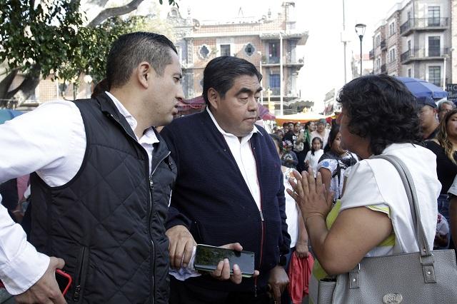 Ciudad Modelo o Huejotzingo para la SEP federal: Barbosa