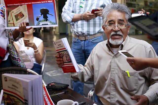 Luis Maldonado es instrumento del morenovallismo, acusan maestros