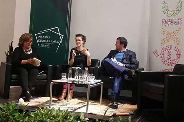 El poeta poblano Miguel Maldonado  presenta antología en Alemania