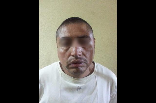 Secuestró en Izúcar a un taxista y ahora está detenido