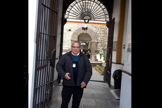 Sale Miguel Ángel Cordero de comuna de Atlixco